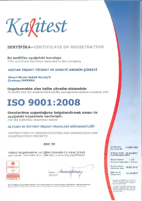 ISO 20151